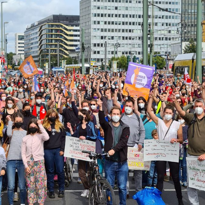 Demo 28. August